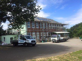 South West scaffolding contractors