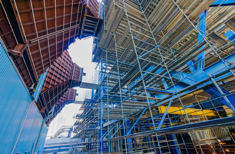 3 Reasons Construction Projects Need Industrial Scaffolding