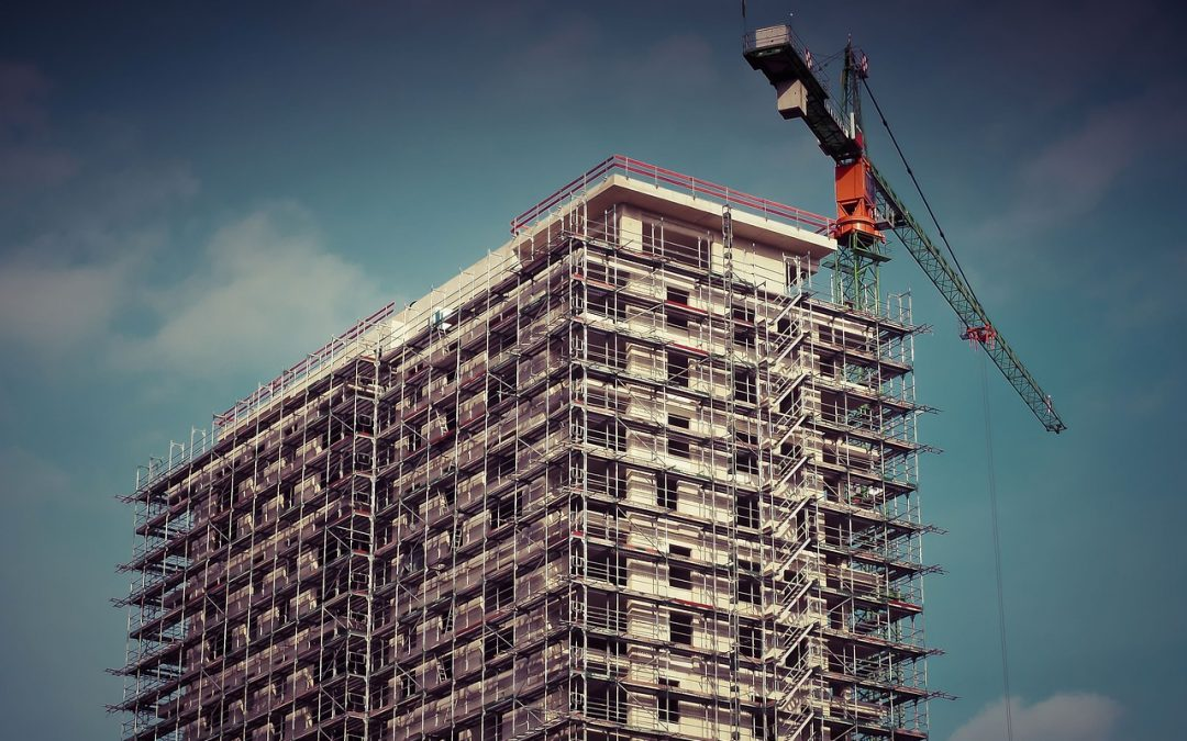 Why You Need Scaffolding for Your Exeter Building Project