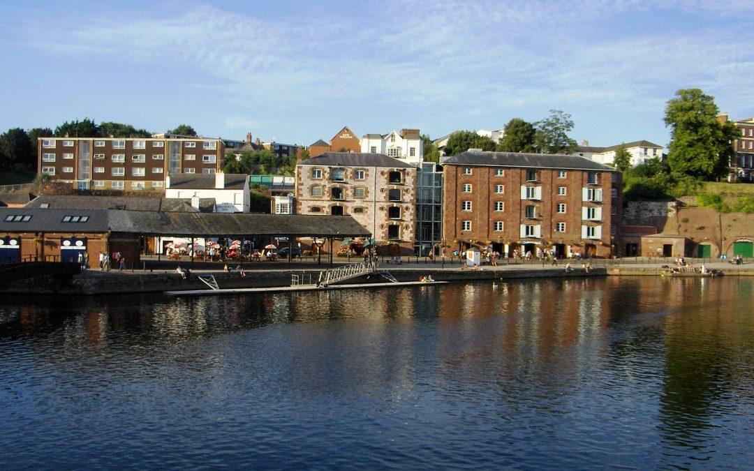 Providing scaffolding to businesses across Devon