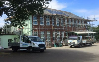 Examples of our Plymouth Scaffolding projects