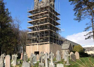 Devon listed church