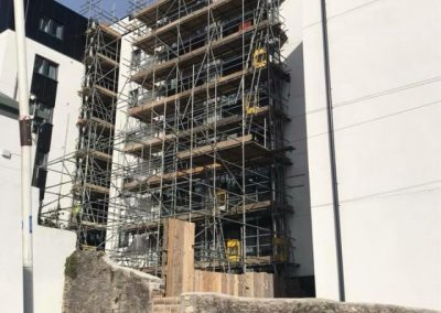 Plymouth cladding project