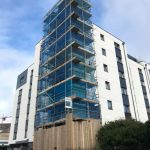 plymouth cladding scaffolding