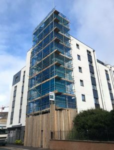 plymouth cladding