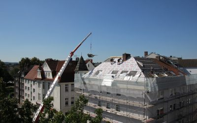 Specialising in Exeter Scaffolding Projects