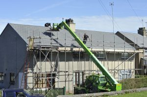 roofing repair scaffolding exeter