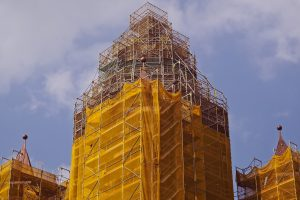 large scaffolding projects exeter