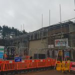 Exeter industrial scaffolding