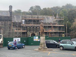 scaffolding tavistock
