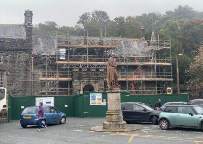 Tavistock scaffolding