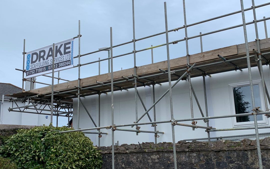 Torquay Scaffolding Project for Immediate Completion