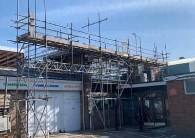 scaffold swindon