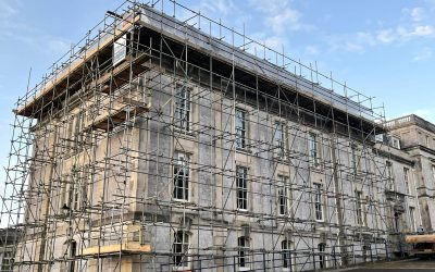 Great Start to the Year for Plymouth NASC Scaffolding Contractors