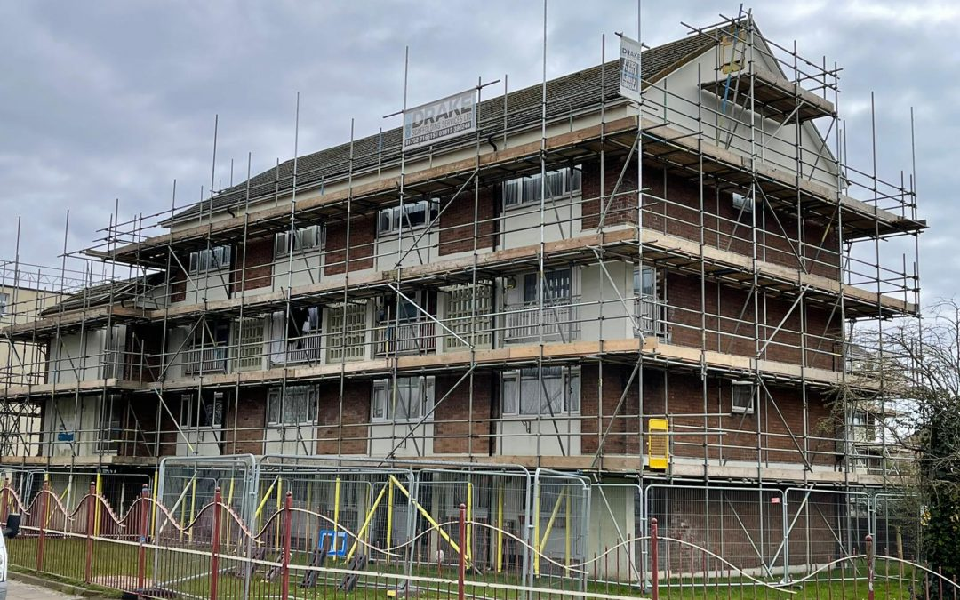 Professional Plymouth Scaffolding in Strange Times